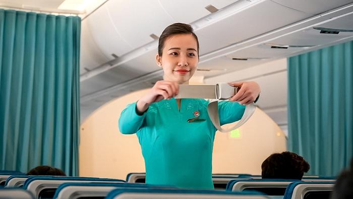 Vietnam Airlines hãng hàng không toàn cầu xếp hạng 7/7 sao về độ an toàn