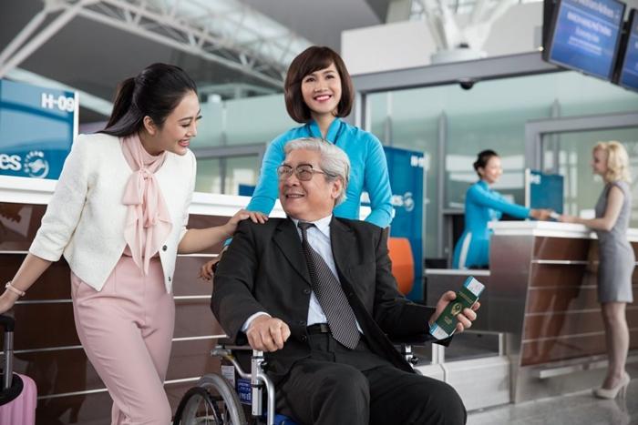 Dịch vụ hành khách đặc biệt của Vietnam Airlines