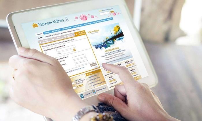 Hướng dẫn check in online cùng Vietnam Airlines