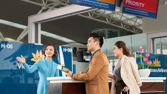 Lưu ý quan trọng khi làm thủ tục tại sân bay