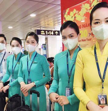 Vietnam Airlines điều chỉnh đường bay Việt Nam Trung Quốc ứng phó virus Corona