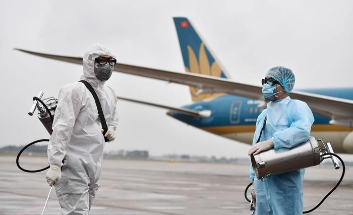 Vietnam Airlines thay đổi tiêu chuẩn phục vụ ngừa nCov trên không