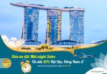 Khuyến mãi Vietnam Airlines giảm 50% Nội địa và Đông Nam Á
