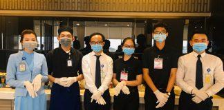 Ngừa Virus nCoV Vietnam Airlines thay đổi tiêu chuẩn phục vụ